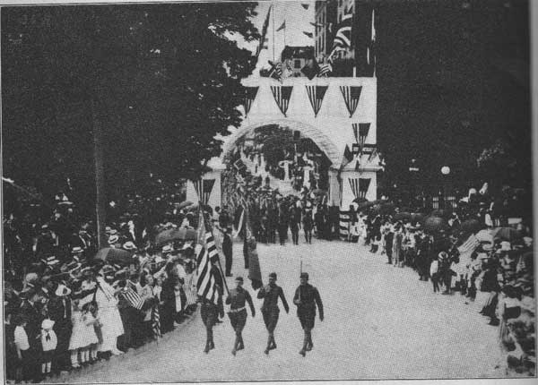 318th Richmond Parade