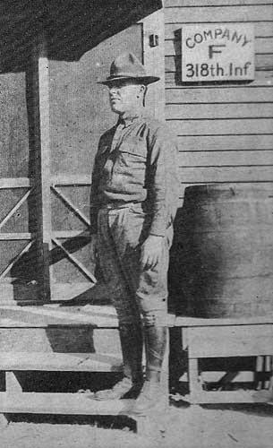 Capt John Crum 318th