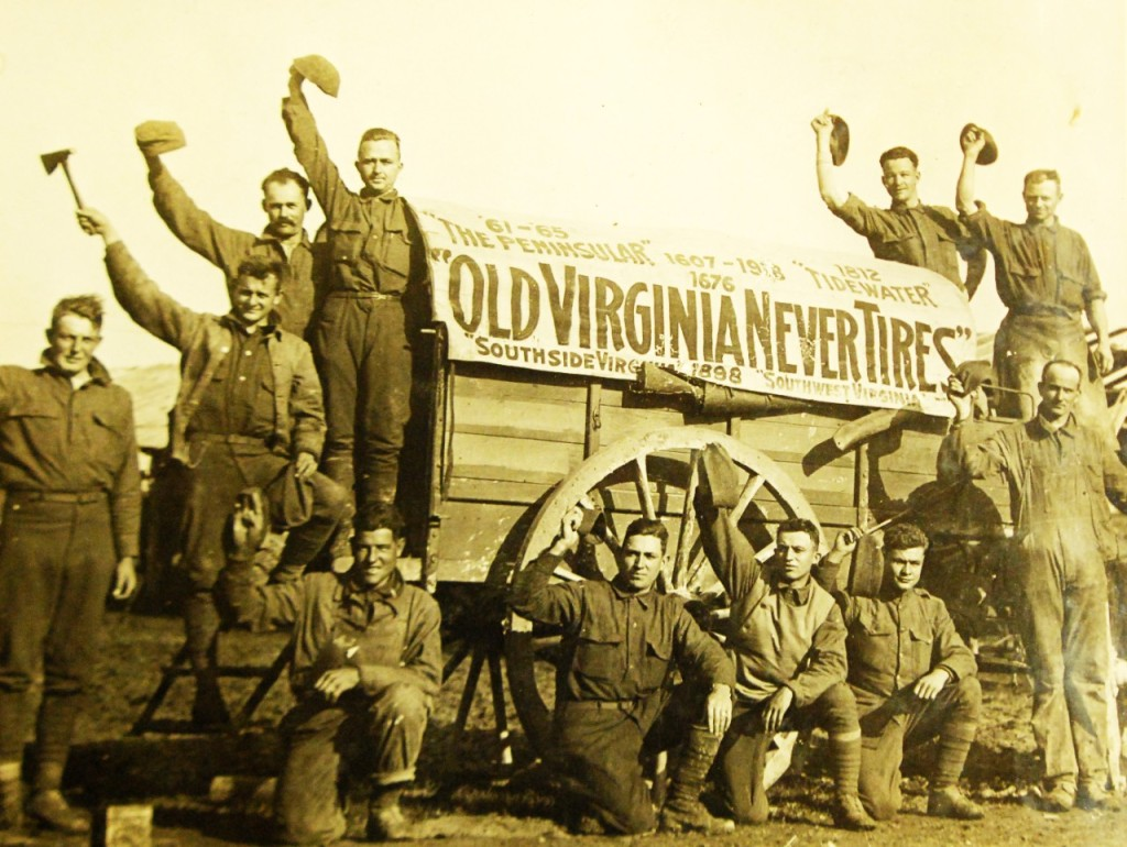 Ole Virginia Wagon 80th